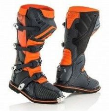 X-Pro V Boot Black/Orange